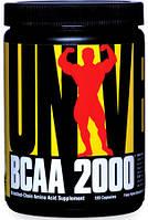 Аминокислоты BCAA 2000 120 капсул