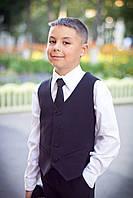 Жилет школьный на мальчика, фото 1