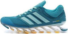 Женские кроссовки Adidas Springblade Jade Tiffany, адидас спрингблейд