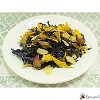 Черный ароматизированный чай Teahouse Пинья колада