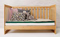 Кровать из массива дерева 038