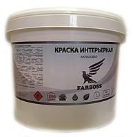 Краска водоэмульсионная интерьерная (для внутренних работ), 14кг (10л)