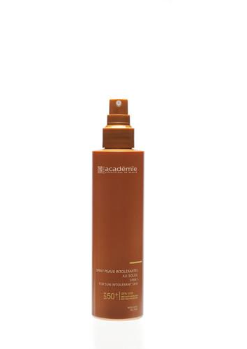 Солнцезащитный спрей для чувствительной кожи SPF 50+,150мл