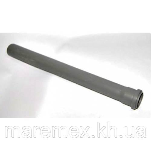 Труба канализационная для внутренних работ 50х0,315м. (10) - Evci Plastik