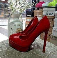 Туфли женские,копия лабутенов,очень крутые