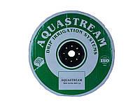 """Капельная лента """"AQUASTREAM"""" 2000м, расстояние капельниц 30см, 6mil, водовылив 1,3 л/ч  - Украина"""