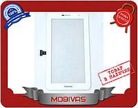 Сенсор Touch Samsung P3100 (GalaxyTab 2-7) WHITE ОРИГИНАЛ