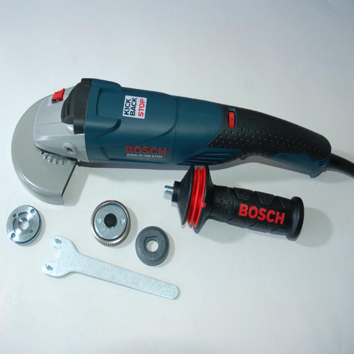 Угловая шлифмашина Bosch GWS 11-125, 060179D000