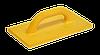 Терка полиуретановая 80х260мм, острый угол, уплотнённая COLORADO