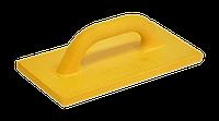 Терка полиуретановая 80х260мм, острый угол, уплотнённая COLORADO, фото 1