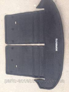 Складной коврик в багажник Kia Sorento 2014-15 новый оригинал