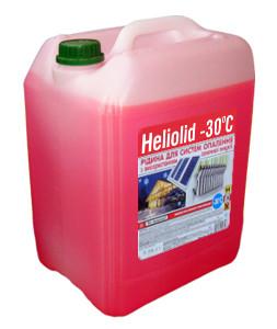 Теплоноситель для гелиосистем Heliolid -30°С .(50л).
