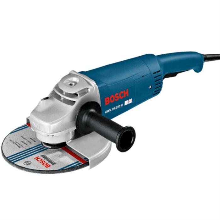 Угловая шлифмашина Bosch GWS 26-230 H, 0601856100