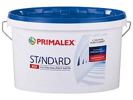 Известковая краска Primalex Standard. 4кг