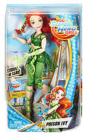 Кукла DC Super Hero Girls Poison Ivy Пойзон Айви Ядовитый плющ
