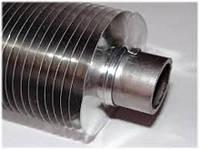 Труба электросварная оребренная 20мм