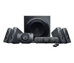Колонки для домашнього кінотеатру Logitech Z-906 Speaker System