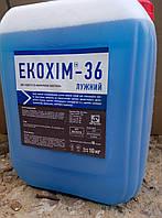 ЕКОХІМ 36 для миття підлог і мармурових поверхонь