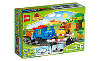 Детский конструктор Lego Duplo Игрушечный поезд