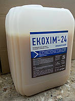 ЭКОХИМ 24 средство для удаления пригаров с грилей, плит, духовок