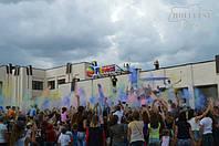 Яскравий Holi Fest пройшов в Павлограді!