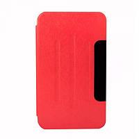 Чехол-подставка для Asus Fonepad 7 красный