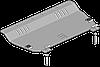 Защита двигателя Fiat 500 2007 V-1,2