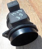 Расходомер воздуха(витратратомір Рено Мастер,Renault Master,Опель Мовано,Opel Movano,Нисан Интерстар 3.0 03-10