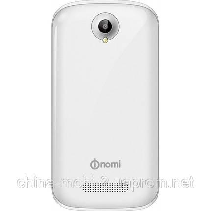 Смартфон Nomi i401 4Gb dual  White, фото 2