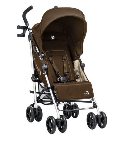 Прогулочная коляска (трость) Baby Jogger Vue BROWN