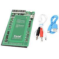 Модуль K-9201 с кабелем для источника питания (тестер батареи)