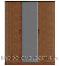 Гербор Сон шкаф 3d  2025х1570х635мм орех экко
