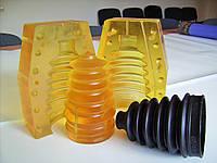 Двухкомпонентный литьевой полиуретан RTV 70 A для изготовления эластичных форм