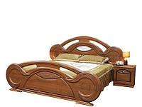 Кровать 2-сп Катрин (Світ Меблів TM)
