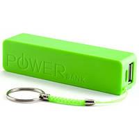 Power Bank Li-ion 18650 на 1 аккумулятор 5V 1A (разные цвета)