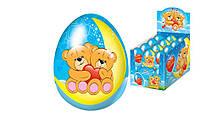 СЗН Шоколадное яйцо с сюрпризом, Тебе с любовью 6/24, 20г.