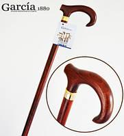 Трость Garcia Classico, махагони, коричневая