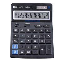 Калькулятор Brilliant BS-0222 12р., 2-пит (BS-0222)