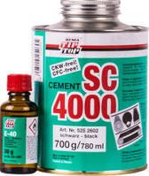 Клей SC-4000 cement Rema TipTop (Германия)