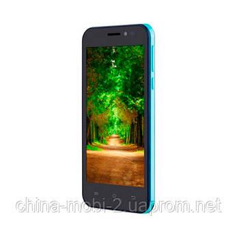 Смартфон Nomi i451 Twist  8Gb dual Blue-Cyan, фото 2