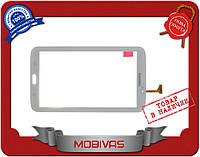 Тачскрин для Samsung Galaxy Tab 3 SM-T210 белый ПРОВЕРЕН  ОРИГИНАЛ