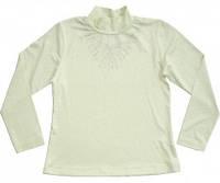 Блуза школьная для девочки Ожерелье, фото 1