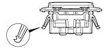 Механізм розетки TV-SAT, Legrand in'Matic 753057, фото 3