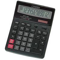 Калькулятор Citizen SDC-400 12разр.