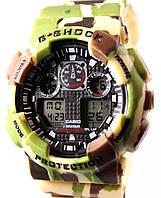 Милитари наручные часы Сasio G-Shock