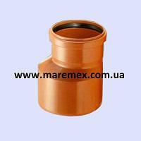 Редукція (Пляшка) Пвх зовнішня 200-160 - Інсталпласт-ХВ