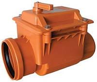 """Обратный клапан """"Redi"""" д.315(шт.) ПВХ для наружной канализации - Мпласт"""