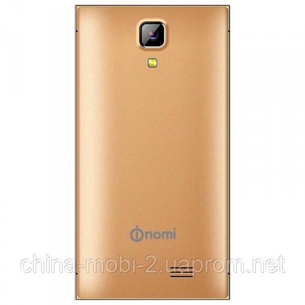 Смартфон Nomi i503 8GB dual  Black-Gold