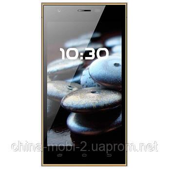 Смартфон Nomi i503 8GB dual  Black-Gold, фото 2
