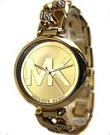 Стальные женские наручные часы Michael Kors